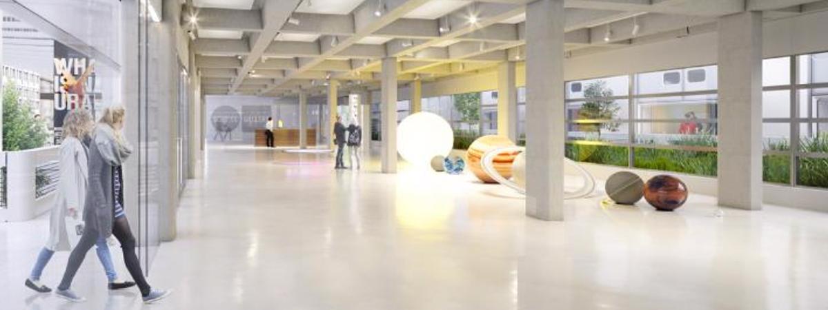 Science Gallery Erasmus MC